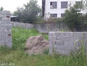 فروش زمین در فومن جاده کیاشهر 700 متر