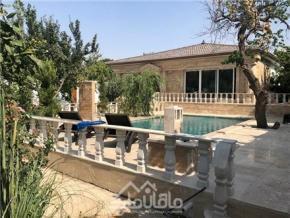 فروش ویلا در بلوار آزادگان شهریار  1300 متر