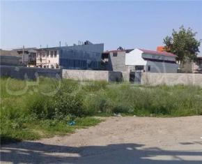 فروش زمین در رشت خیابان صبا 250 متر