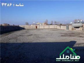 فروش زمین در جاده ملارد ملارد  2400 متر
