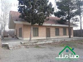 فروش باغ در مهرآذین ملارد  17000 متر