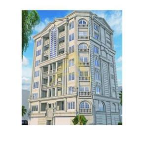 فروش آپارتمان در انزلی خیابان پاسداران 130 متر