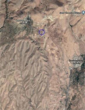 فروش باغ در قزوین جاده الموت - قزوین 4000 متر