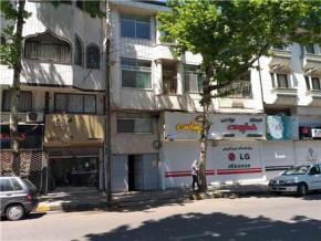 فروش آپارتمان در لاهیجان خیابان شیشه گران 121 متر