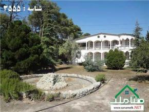 فروش ویلا در زیبادشت محمدشهر 15000 متر