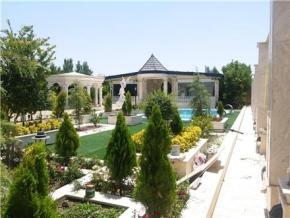 فروش ویلا در شهرک کردزار شهریار  1500 متر
