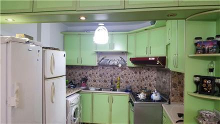 فروش آپارتمان در رشت منظریه 76 متر